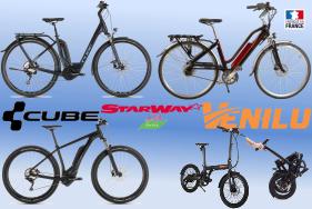 Vélo Electrique - Pro Cycle 45